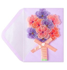 PAPYRUS® Birthday Cards Bouquet Of Wild Flowers