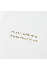 PAPYRUS® Birthday Card Confetti Happy Birthday To You