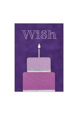 PAPYRUS® Birthday Card Luxe Cake Wish