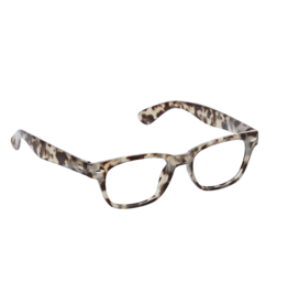 Reading Glasses Clark Focus Blue Light Gray Tortoise +2.00