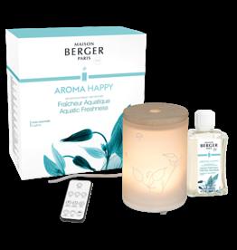 Maison Berger Mist Diffuser Aroma Happy Aquatic Freshness Fragrance