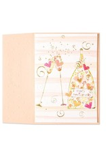 PAPYRUS® Anniversary Card Champagne Bottle And Flutes