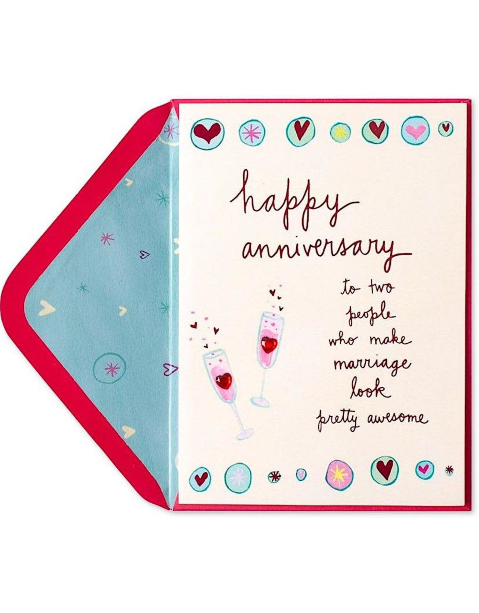 PAPYRUS® Anniversary Card Awesome Marriage