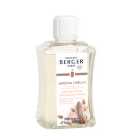 Maison Berger Mist Diffuser Fragrance 475ml Refill Aroma Dream Delicate Amber