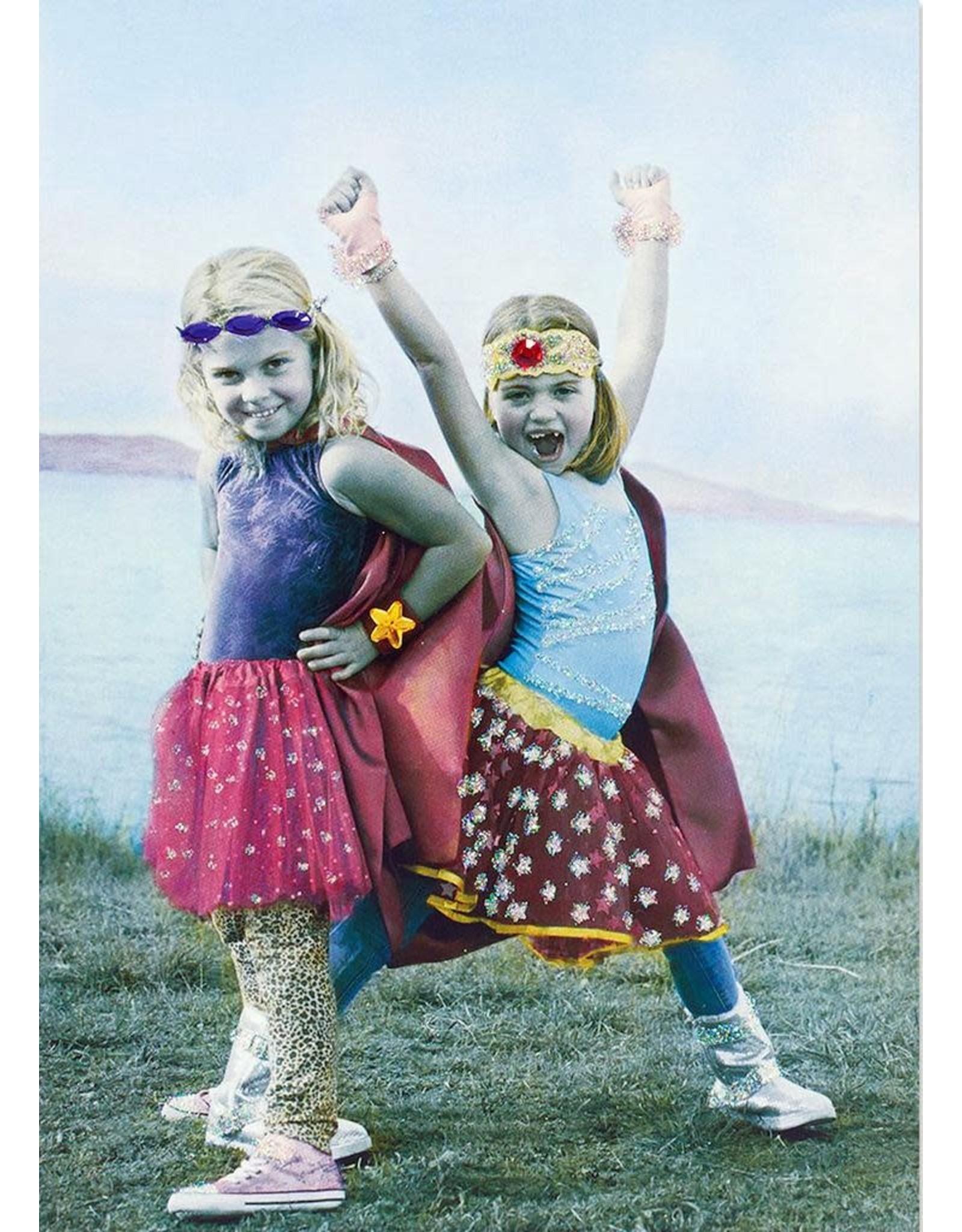 PAPYRUS® Birthday Cards Super Hero Girls