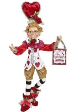 Mark Roberts Fairies Valentines Day Elves Happy Valentine Elfin MD 21.5 Inch