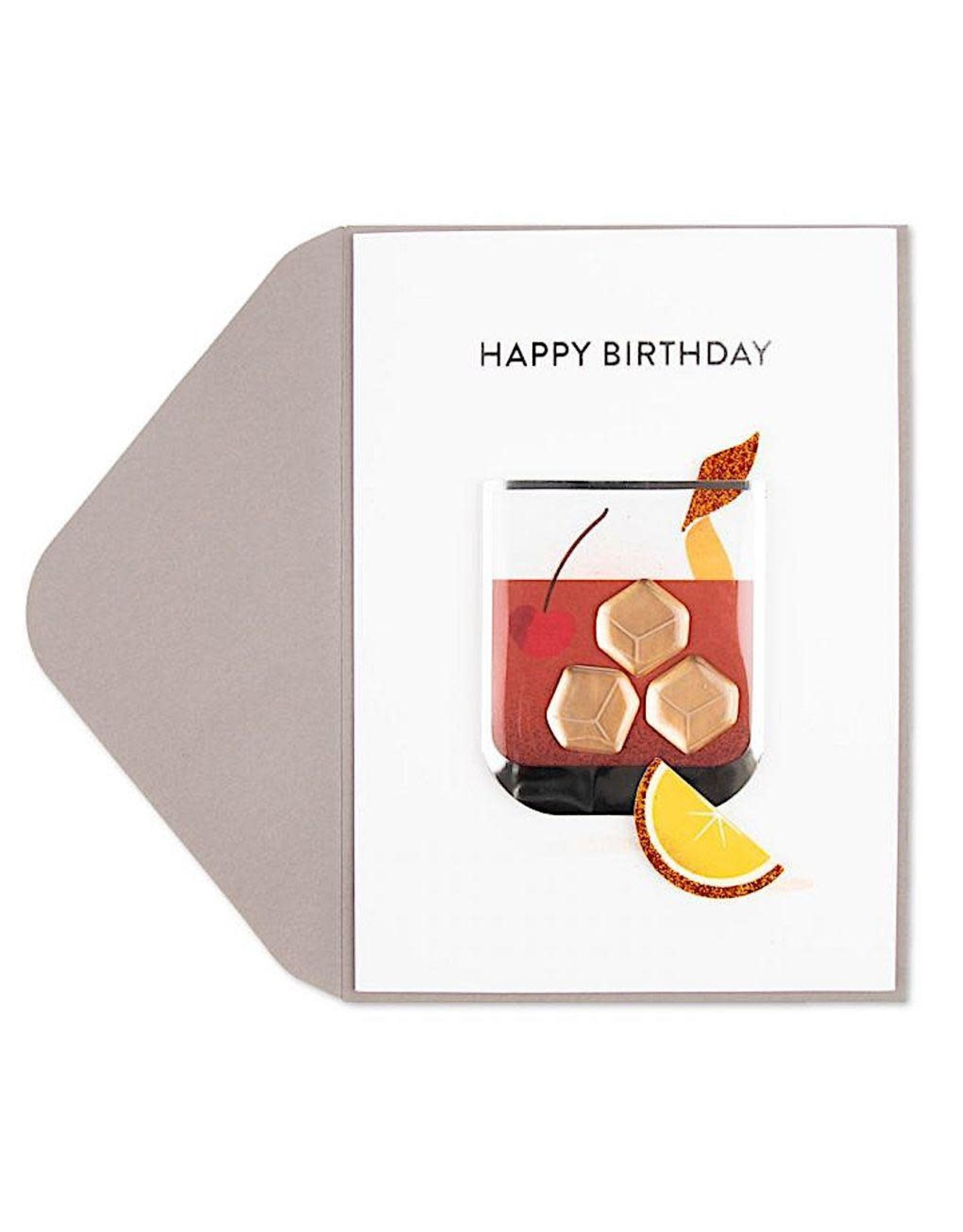 PAPYRUS® Birthday Card For Guys Old Fashioned Birthday