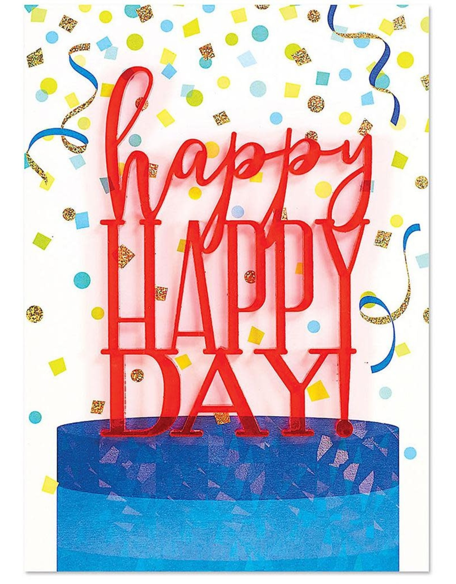 PAPYRUS® Birthday Cards Happy Happy Day