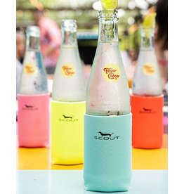 Scout Bags Drink Bottle Koozies Set of 4 Assorted Colors