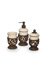 GG Collection Ancanthus Vanity 3pc Set