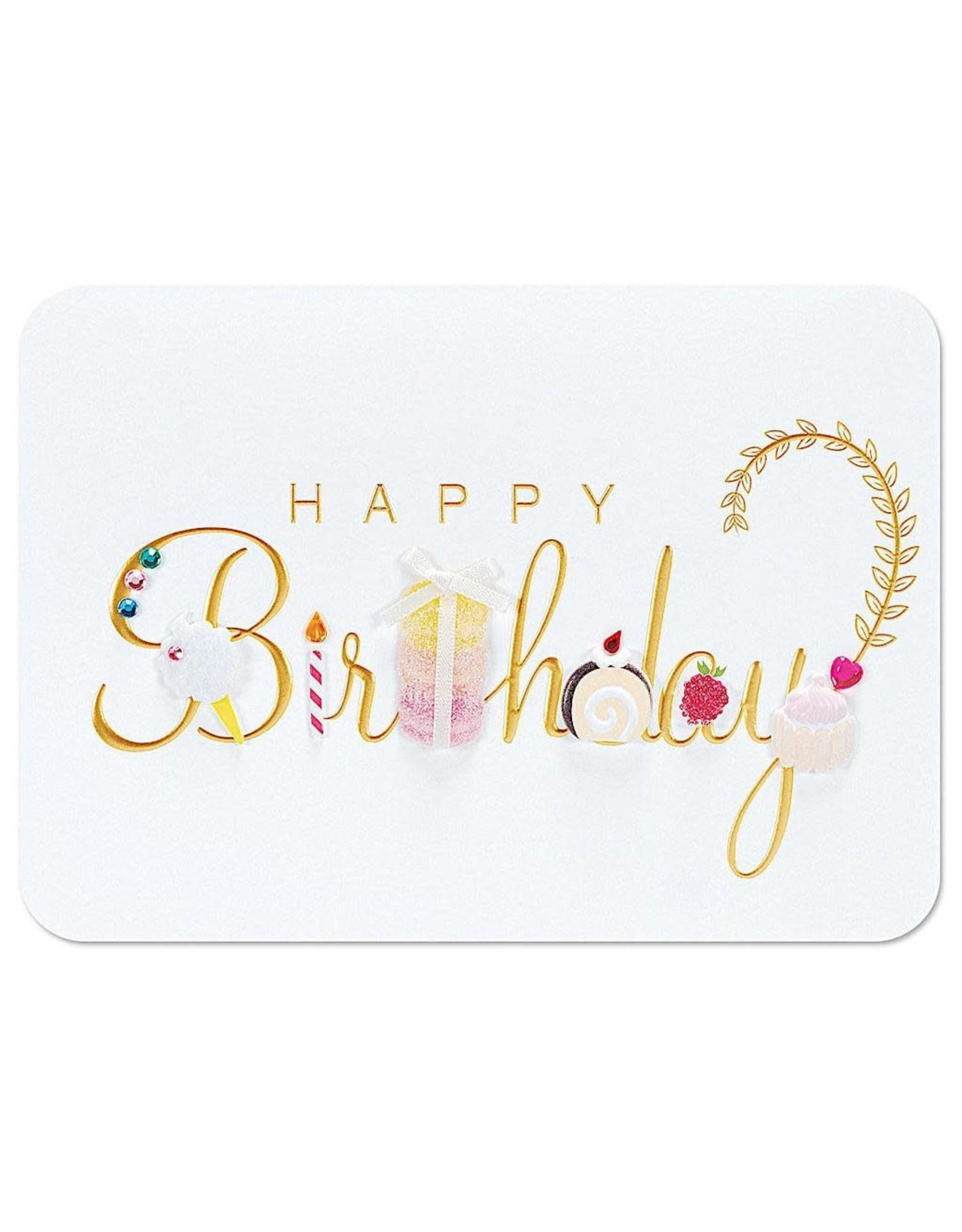 PAPYRUS® Birthday Cards Happy Birthday Sweet Treats