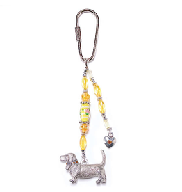 Key Rings Basset Hound By Charming Pets