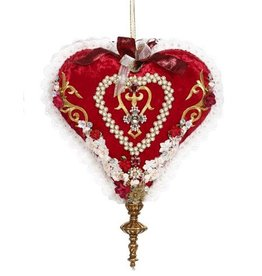 Mark Roberts Fairies Valentines Day Hearts Decorations 16 Inch B