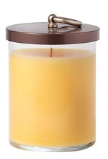 Aromatique Agave Pineapple Candle w Lid 12oz
