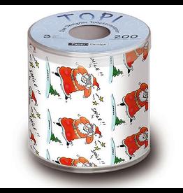 Topi Toilet Paper Christmas Toilet Paper Smile TOPI Designer Toilet Paper