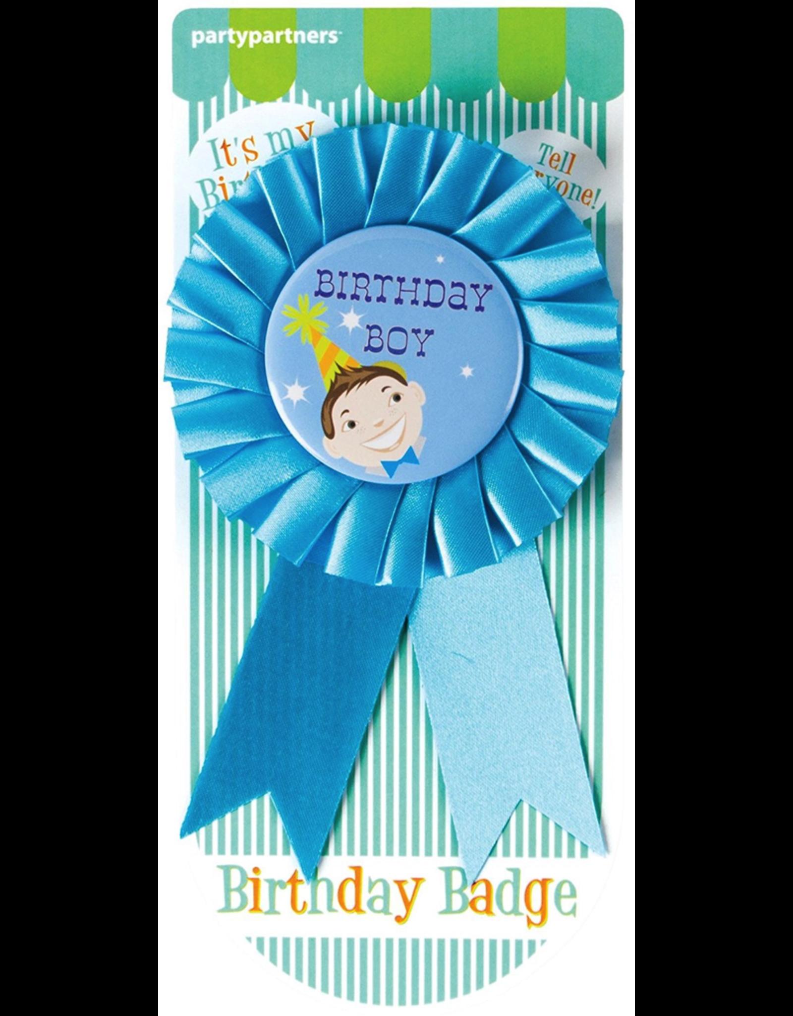 Birthday Guest of Honor Badge Birthday Boy