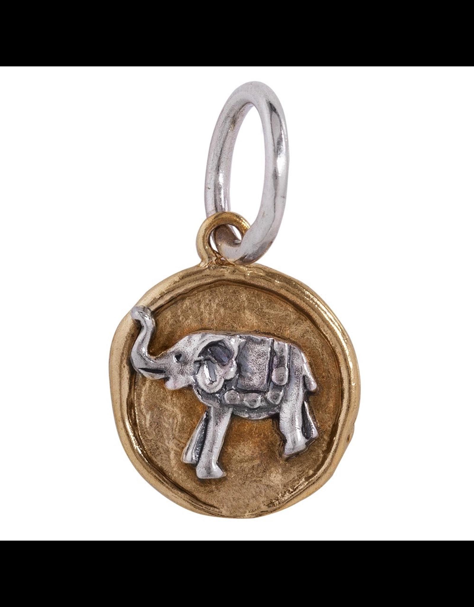 Waxing Poetic® Jewelry Camp Elephant Charm