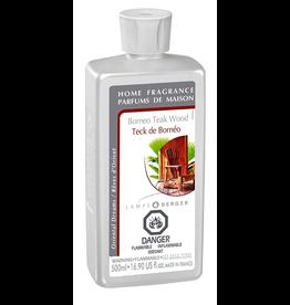 Lampe Berger Oil Liquid Fragrance 500ml Borneo Teak Wood Fragrance