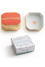 Rosanna™ Bridesmaid Porcelain Box | Rosanna