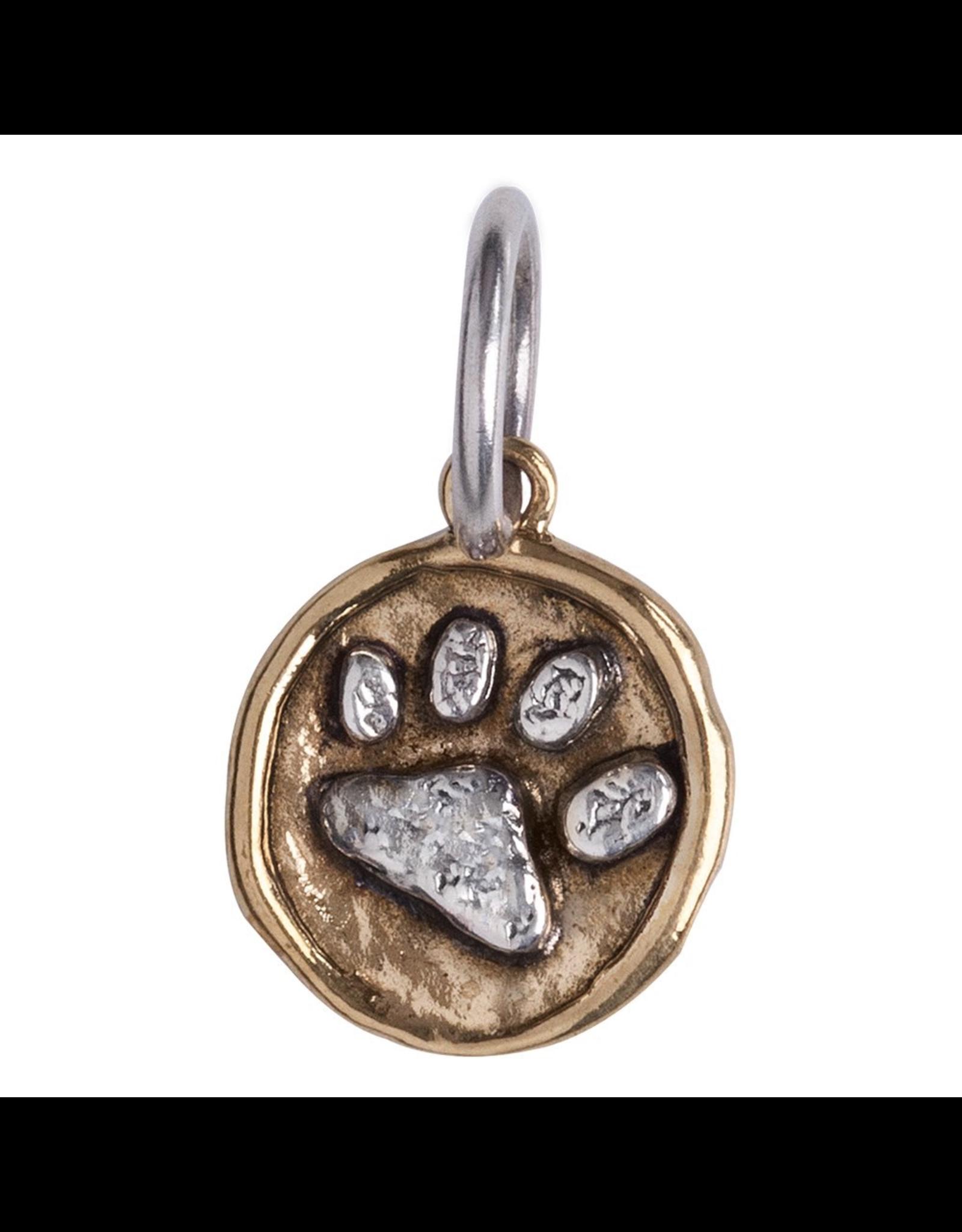 Waxing Poetic® Jewelry Camp Paw Charm