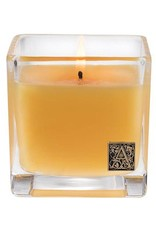 Aromatique Agave Pineapple Cube Candle Glass 12oz 81-176