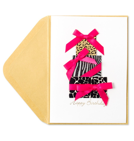 PAPYRUS® Birthday Card Animal Print Gifts