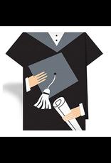 Graduation Napkins 16pk Cap And Gown