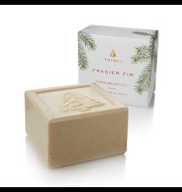 Frasier Fir Bar Soap Triple Milled Vegetable Holiday Soap