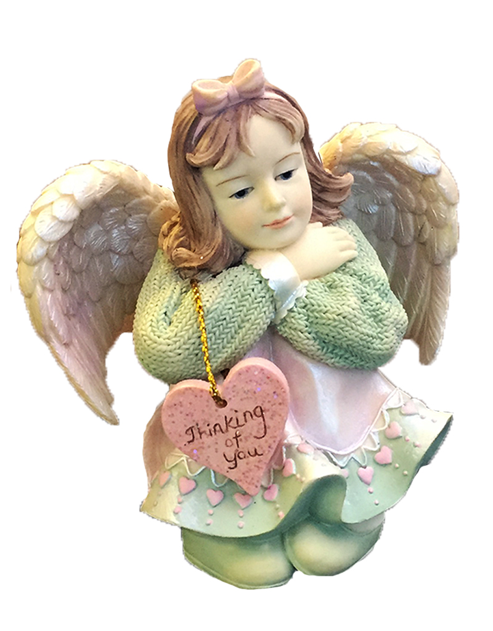 Angels Among Us Angel of Kind Thoughts - Thinking of You
