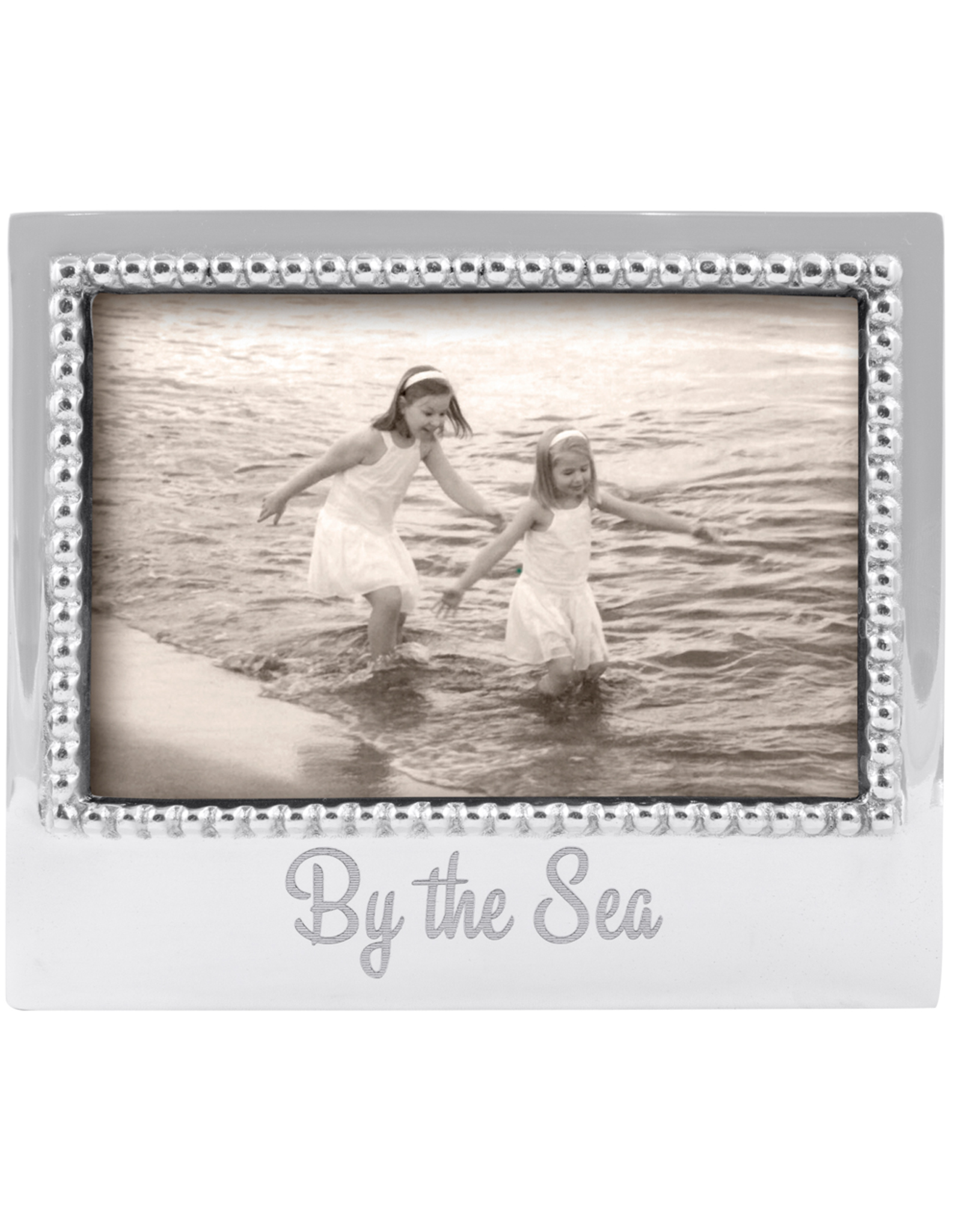 Mariposa By The Sea Engraved Photo Frame For 4x6 Photo
