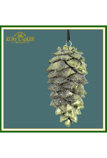 Kurt Adler Brown Pinecone Ornament