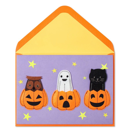 PAPYRUS® Halloween Cards Costumes For Your Fingers Puppets