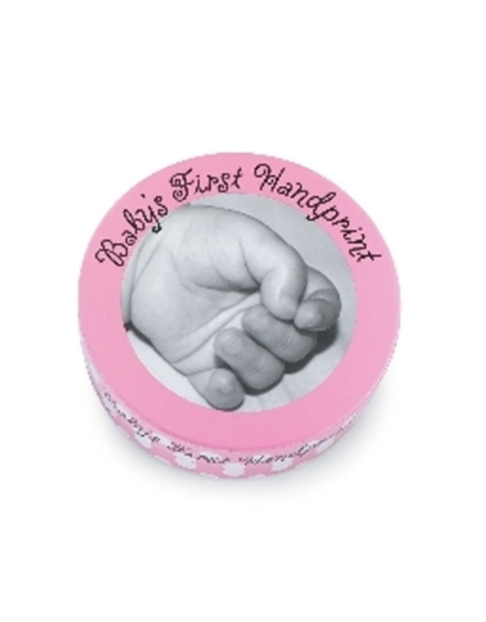 Mud Pie Baby Gift New Baby Newborn Baby Girl 1st Handprint Mud Pie Gifts