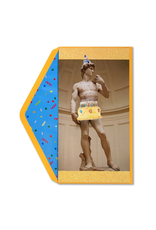 PAPYRUS® Birthday Card Statue of David