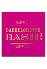Slant Bachelorette Bash Party Cocktail Napkins 20ct