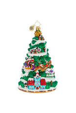 Christopher Radko It Takes A Village Ornament