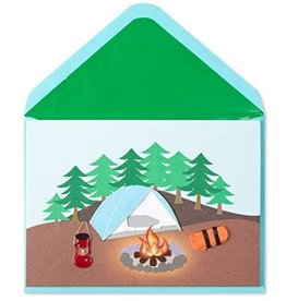 PAPYRUS® Fathers Day Card Camping