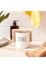 Mud Pie Bistro Kitchen Sponge Caddy