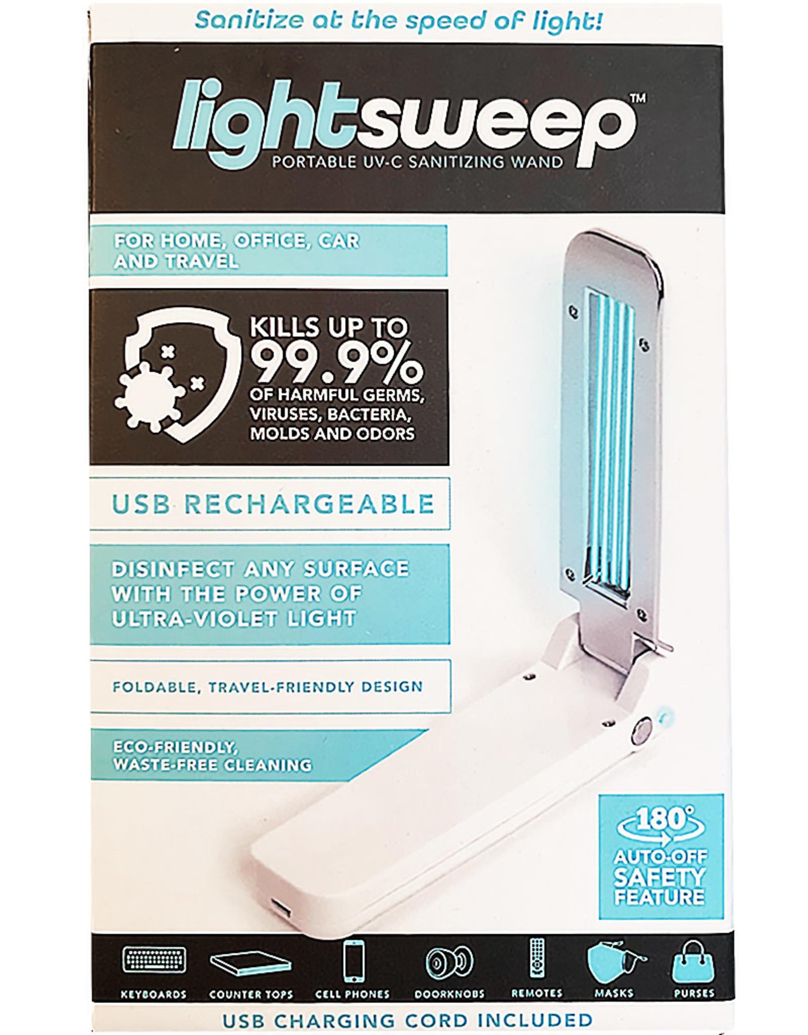 LightSweep Portable UV-C Sanitizing Wand