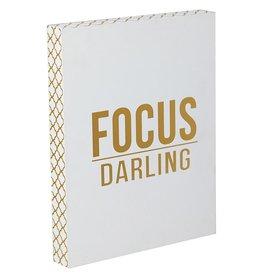 Darice Focus Darling Sign 11x14 Inch