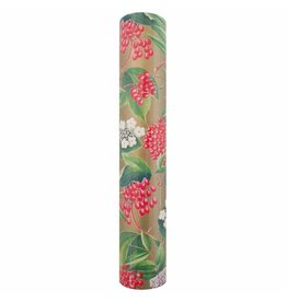 Caspari Berry Chintz Fireplace Matches 11 Inch Long 50Pk