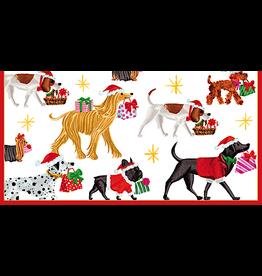 Caspari Christmas Money Holder Cards 4 Pack Christmas Delivery