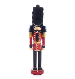 Kurt Adler Hollywood Royal Soldier Nutcracker 23.5 Inch
