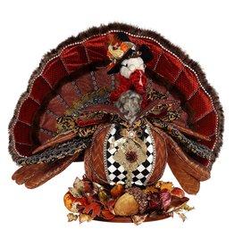Mark Roberts Fairies Thanksgiving Elegant Turkey Large 25 Inch