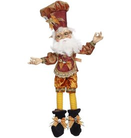Mark Roberts Fairies North Pole Elves Pumpkin Pie Elf SM 14.5 Inch