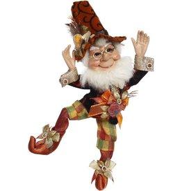 Mark Roberts Fairies Thanksgiving Elf SM 11 Inch