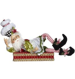 Mark Roberts Fairies North Pole Cookie Elf Stocking Holder 19 Inch