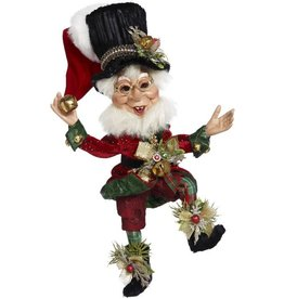 Mark Roberts Fairies Christmas Elves Bah Humbug Elf SM 12 inch