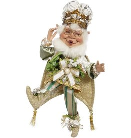 Mark Roberts Fairies Christmas Elves Mistletoe Magic Elf SM 11.5 inch