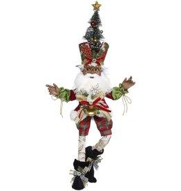 Mark Roberts Fairies Elves Black American Holly Elf SM 10 inch